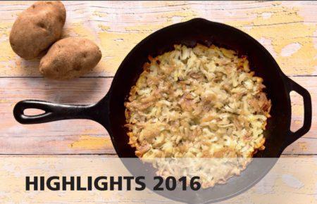 Highlights 2016