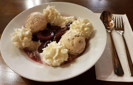 Monats Dessert Oktober