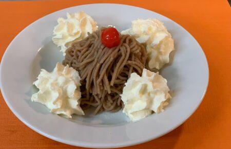 Monats Dessert November