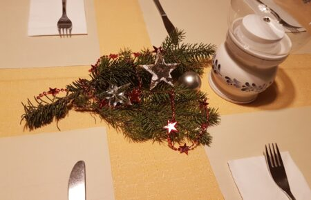 Weihnachten in der Röschtifarm